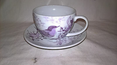 Regal Spencer fine porcelain collection cup and saucer