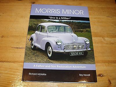 Sale Book - Morris Minor-One in a Million. Was £25.00