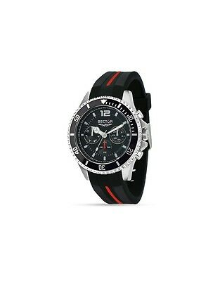 Orologio SECTOR 230 multifunction Black/Red - R3251161034