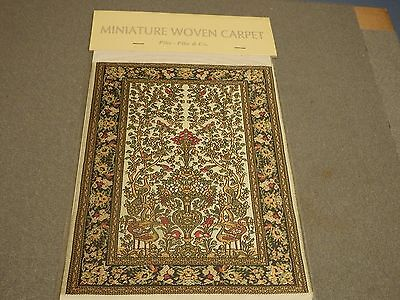 new Dolls House Turkish Carpets 1x large  15x23cm quality 1.12th scale lot34