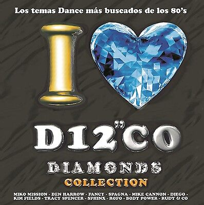 I Love Disco Diamonds Vol.12