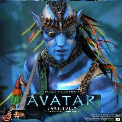 Avatar Jake Sully 1/6 Hottoys Hot Toys Action Figure Pa Aq2347