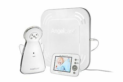 Angelcare Video Movement and Sound Monitor AC1300 White