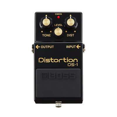 Boss DS1-4A 40th Anniversary Limited Edition Distortion Effects Pedal