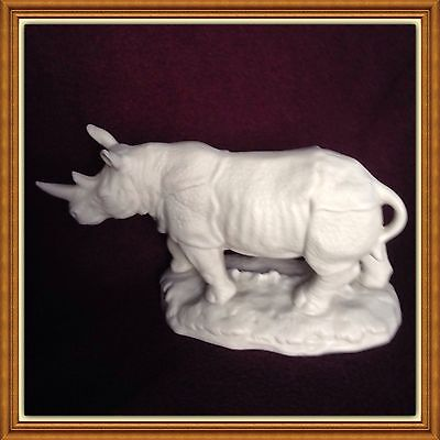 Statuette Rhinocéros Aldon Accessories Ltd Nyc