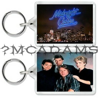 Midnight Caller Dvd Inspired Keyring *great Gift* Uk Seller
