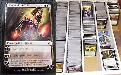 MTG Ultimate Repack - planeswalkers/mythics in every pack!! Liliana giveaway!!!!
