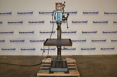 "Wilton 20600 20"" Floor Model Geared Head Drill Press"
