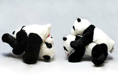 Rob Pruitt - Plush Pandas - 2016 - Limited Edition - Signed and Numbered