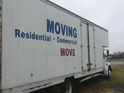 Sterling Actera Moving Truck