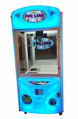 "Coast to Coast Fun Zone 36"" Crane Claw Machine with DBA"