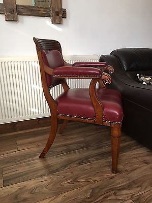 Mid 19th Century Oak Chair - Possibly French