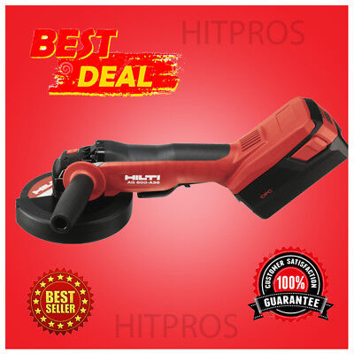 Hilti Ag 600-A36 Cordless Angle Grinder, New, Tool Body Only, Fast Ship