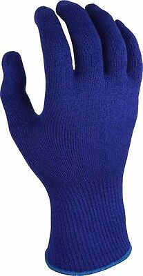 UCI TS3 Thermal Liner Winter Warm Gloves EN388 112X - Blue Small / Large