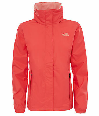 The North Face Womens Resolve 2 Jacket - Waterproof, Breathable