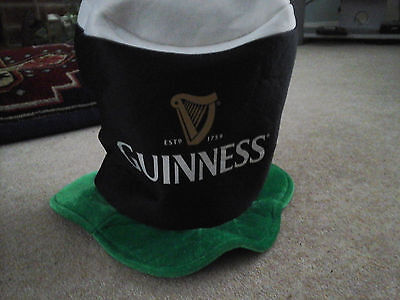 St. Patrick's Day Guinness Hat