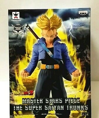 Dragon Ball Z Trunks Ss Master Stars Piece Figure Figura Nueva
