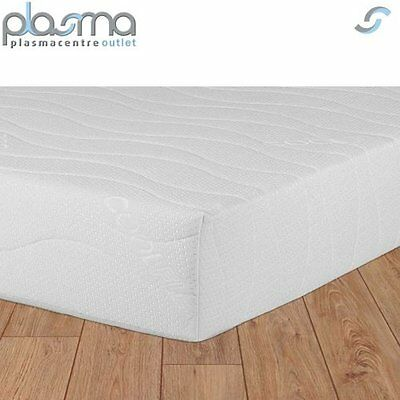 Ultimum Reflex & Memory Foam Mattress Medium Firmness 2FT6 3FT 4FT 4FT6 5FT