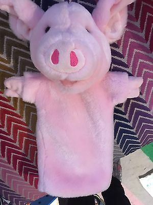 The Puppet Company Pig Hand Puppet