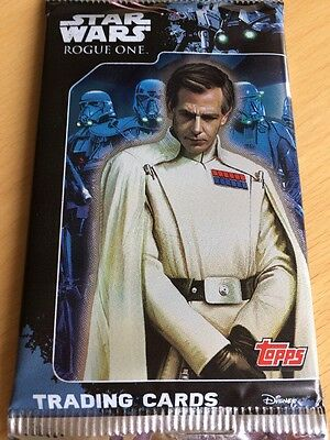 Topps Star Wars Cards Rogue One 25 Packs