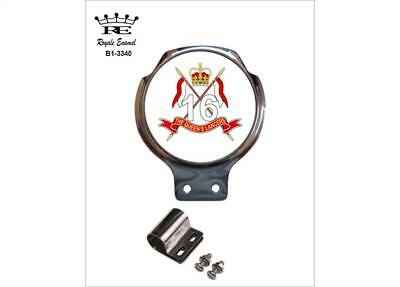 Royale Military Car Bar Badge B1.3533 THE QUEEN/'S REGIMENT