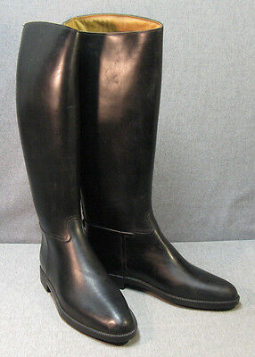 COTTAGE CRAFT waterproof black rubber RIDING / EQUESTRIAN BOOTS 41 - M 8 / W 10