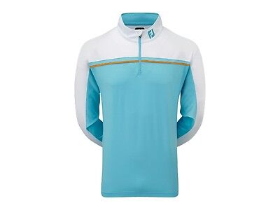 FootJoy 2016 Chest Piped Chill out Sports Sweater / Golf Top Pullover 92579