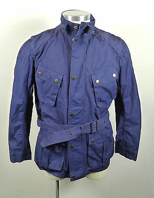 Barbour International Barbane Casual Jacket Deep Blue Various sizes NWT
