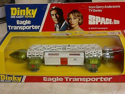 Space 1999 Eagle Transporter Dinky Gerry Anderson