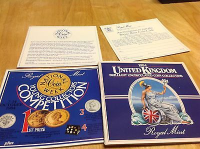 United Kingdom Coin Collection 1984