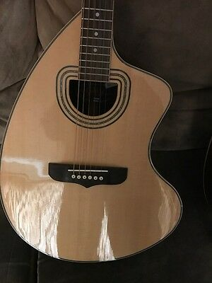 Giannanni 6-string acoustic electric guitar