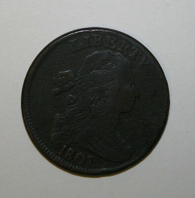1807 Large Cent  N14