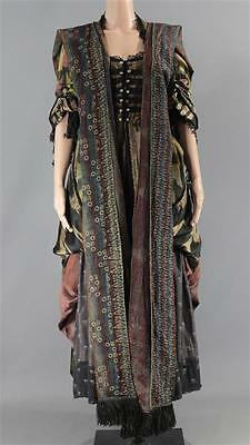 Black Sails Max Jessica Parker Kennedy Screen Worn Dress Skirt & Shawl Ss 2 & 3