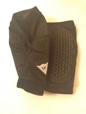DaineseTrail Skins Knee Pad Size Large MTB XC DH Bike Protection