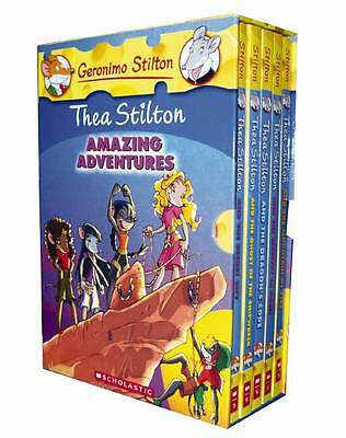 Thea Stilton - Amazing Adventures by Thea Stilton Paperback Book