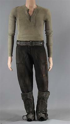 Black Sails Captain Ned Low Tadhg Murphy Screen Worn Pirate Costume Ss 2