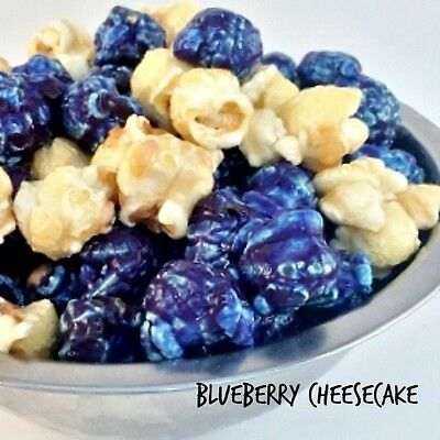 Freedom Snacks  BLUBERRY CHEESECAKE Handcrafted Gourmet Popcorn