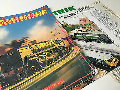 hornby catalogue 36TH Edition 80s