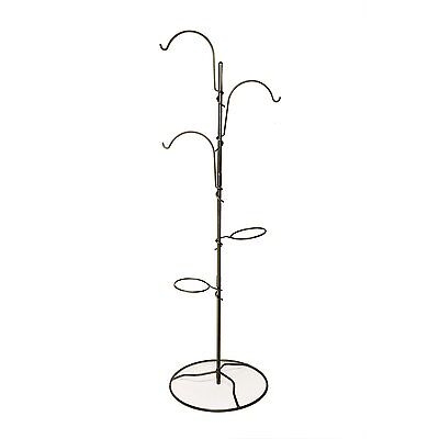 Plant Stand Hanging Holder Baskets Patio Outdoor Flower Decor Garden Planter NEW