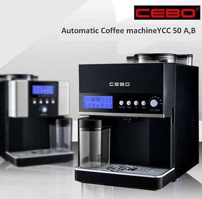 NEW Coffeebe CEBO Filter Replacement for Coffee Espresso Machine YCC-50A,50B 3ea