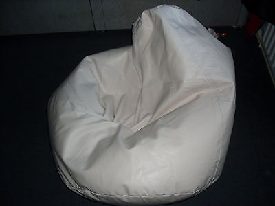 Cream coloured Bean Bag - For Adult or Child