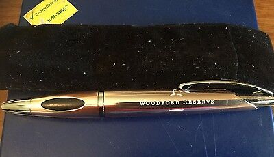 Woodford Reserve Limited Edition Gold Writing Ink Pen
