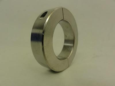 "152594 New-No Box, MFG- 2PC2554 Collar Split, SS, 1-/2""ID"