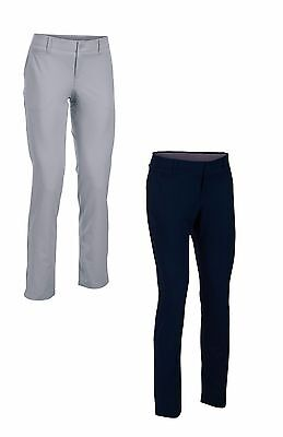 Under Armour Women's UA Storm Links Fitted Flat Front Golf Pants - NWT
