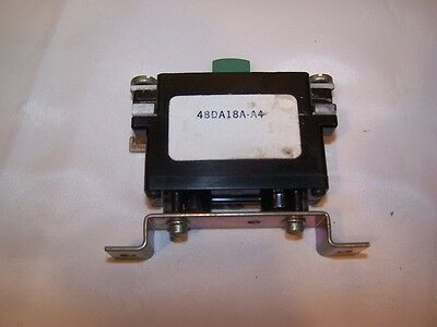 Siemens 48DA18AA4 Ambient Compensated Bimetal Thermal Overload Relay