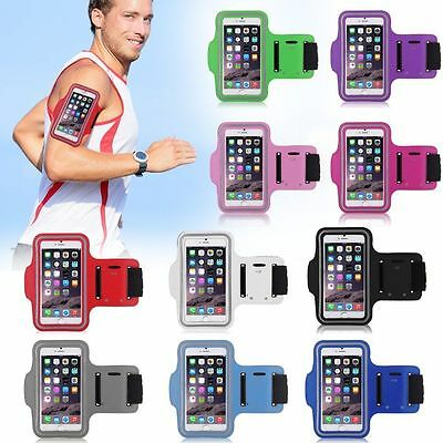 Sports Gym Armband Case Running Jogging Cover Holder For iPhone 6/6 Plus 7/7Plus