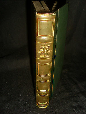 Poet At The Breakfast Table by Oliver Wendell Holmes 2nd Ed Fine Binding 1906