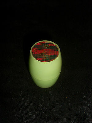 Small Vintage Scottish Sewing Kit in Case