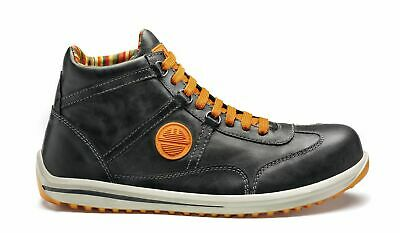 Dike Racy Work Boots Safety Shoes S3 ESD Protection Shoes Leather