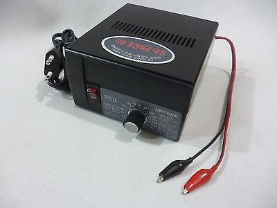 Battery Charger Inverter/ Adaptor Built-in charging circuitry automatically.